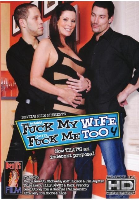 2 Strangers Fuck My Wife