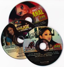 3 Hardcore XXX DVD Compilation For Only $9.95* !