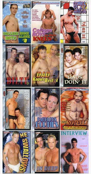 Gay DVDs - Make your DVD Pack !