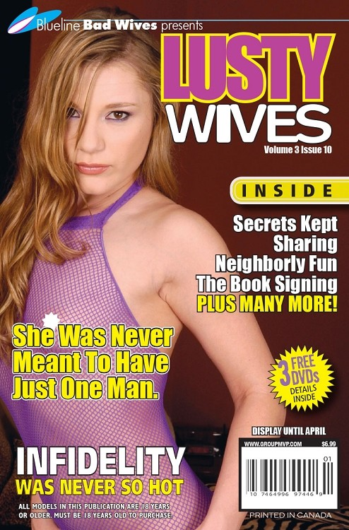 Lusty Wives 3-10