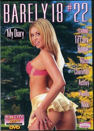 Barely 18 #22 - DVD